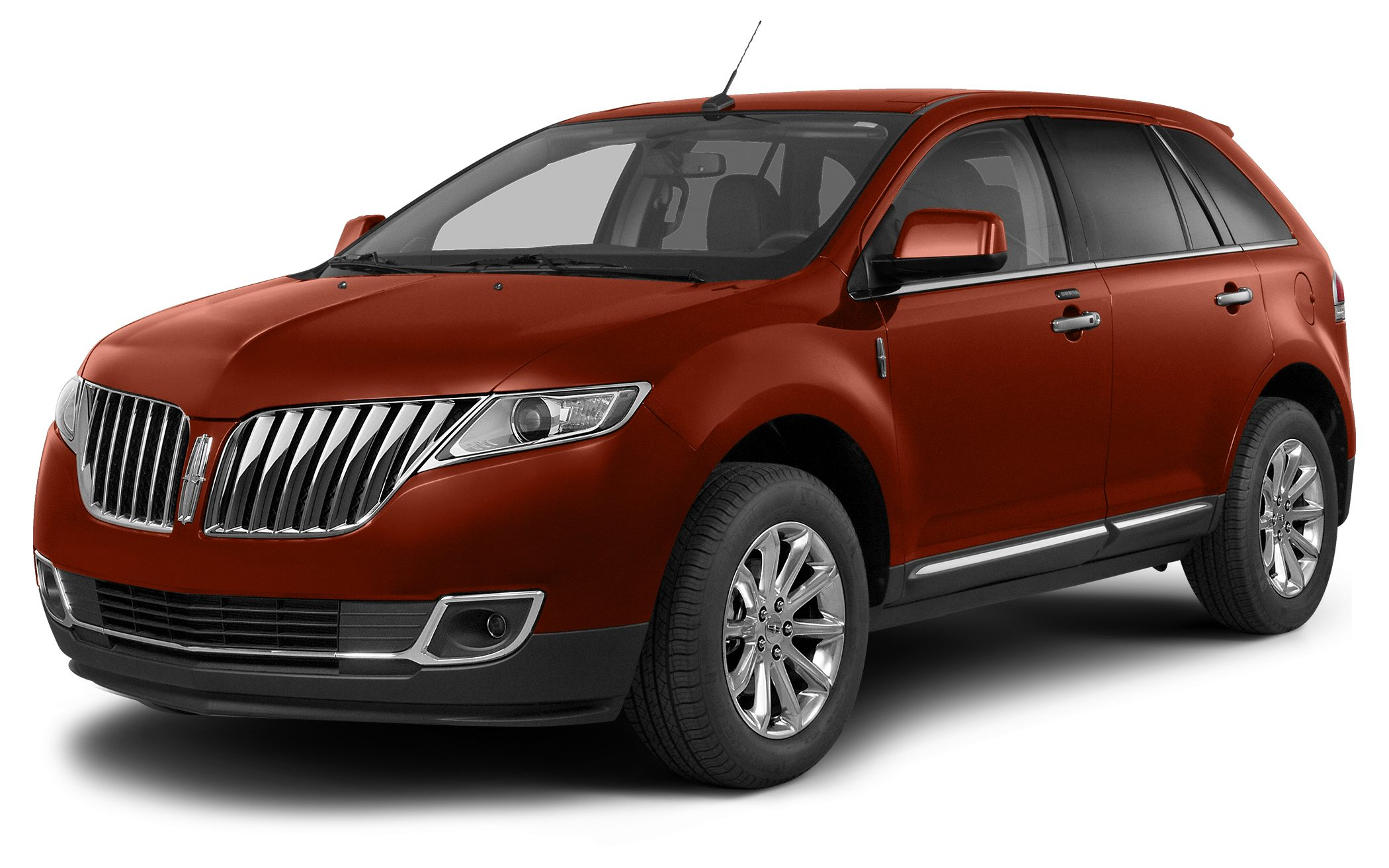 2014 Lincoln MKX Sunset Metallic