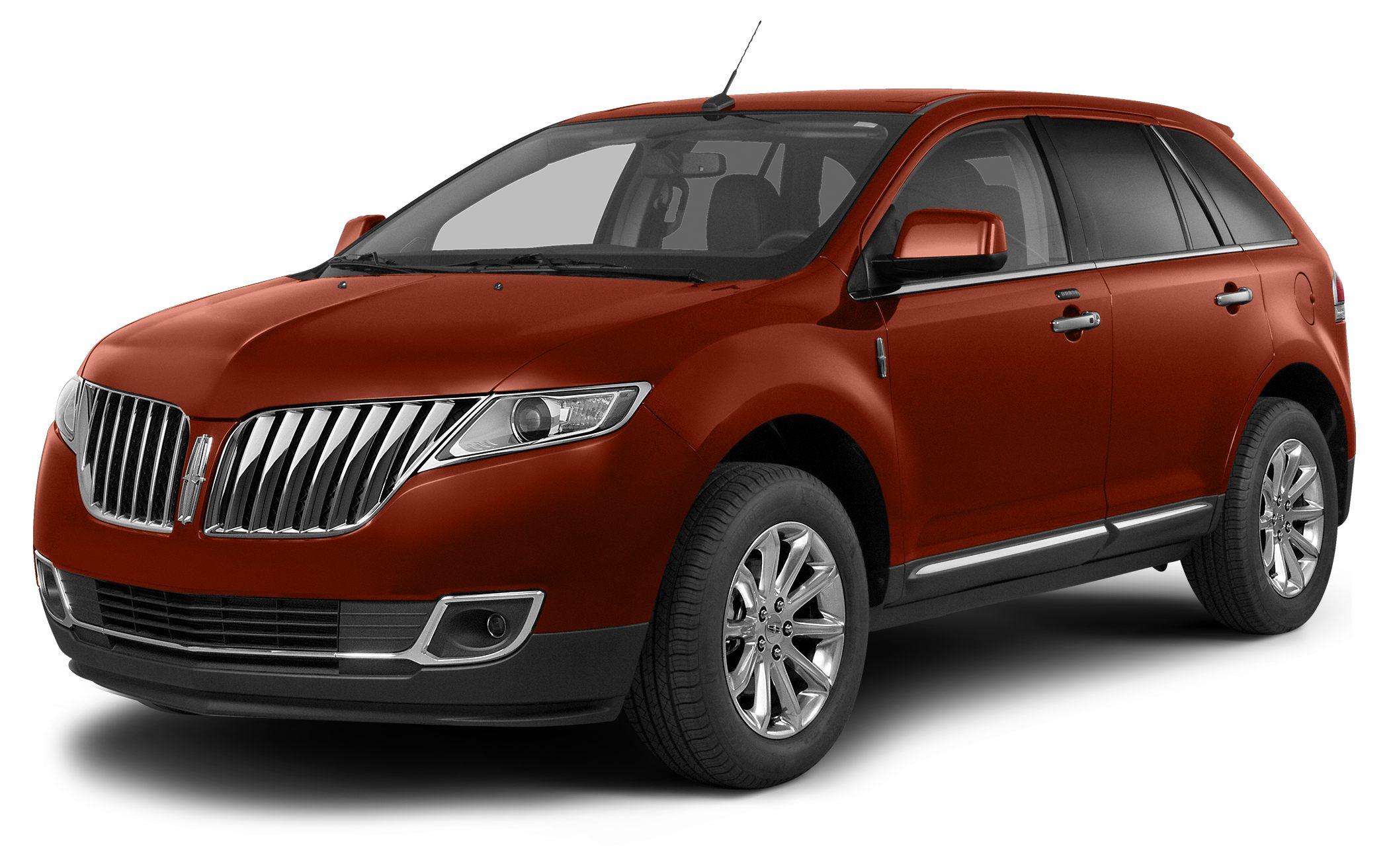 2014 Lincoln MKX Sunset Metallic