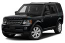 3/4 Front Glamour 2016 Land Rover LR4