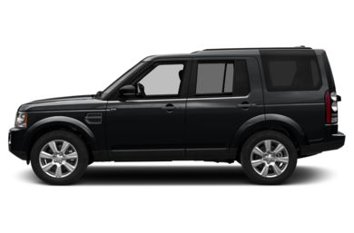 90 Degree Profile 2014 Land Rover LR4