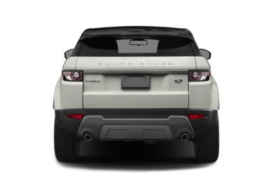 Rear Profile  2015 Land Rover Range Rover Evoque