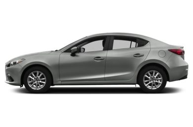 90 Degree Profile 2015 Mazda Mazda3