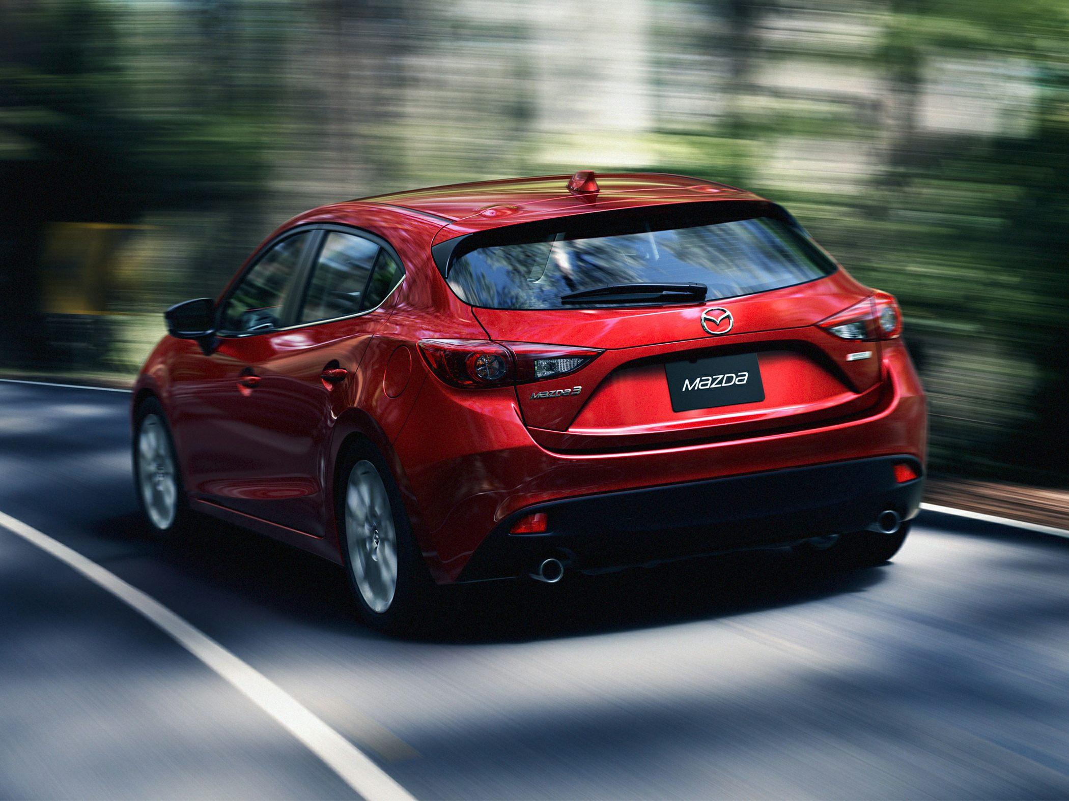 2014 Mazda Mazda3 Glamour