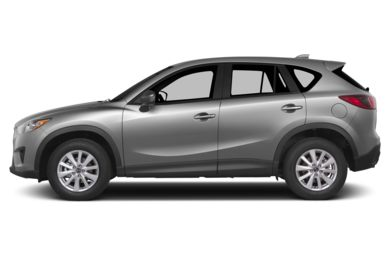 90 Degree Profile 2014 Mazda CX-5