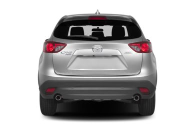 Rear Profile  2014 Mazda CX-5