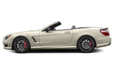 90 Degree Profile 2015 Mercedes-Benz SL65 AMG
