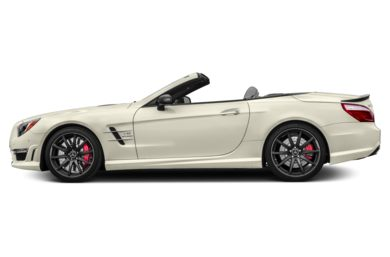 90 Degree Profile 2016 Mercedes-Benz SL65 AMG