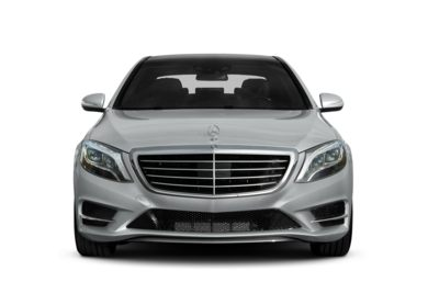 Grille  2016 Mercedes-Benz S550