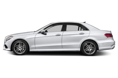 90 Degree Profile 2014 Mercedes-Benz E550