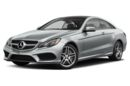 3/4 Front Glamour 2015 Mercedes-Benz E550