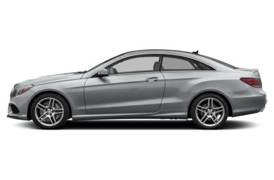 90 Degree Profile 2015 Mercedes-Benz E550