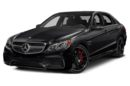 3/4 Front Glamour 2016 Mercedes-Benz E63 AMG