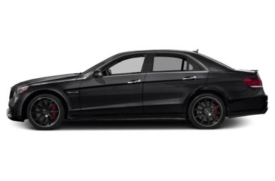 90 Degree Profile 2015 Mercedes-Benz E63 AMG