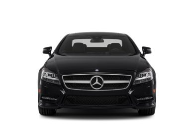 Grille  2014 Mercedes-Benz CLS550