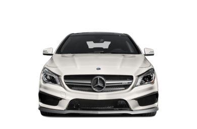 Grille  2014 Mercedes-Benz CLA45 AMG