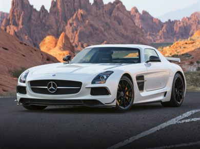 OEM Exterior Primary  2014 Mercedes-Benz SLS AMG Black Series