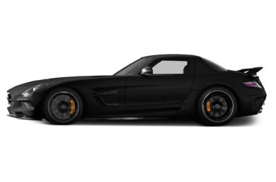 90 Degree Profile 2014 Mercedes-Benz SLS AMG Black Series
