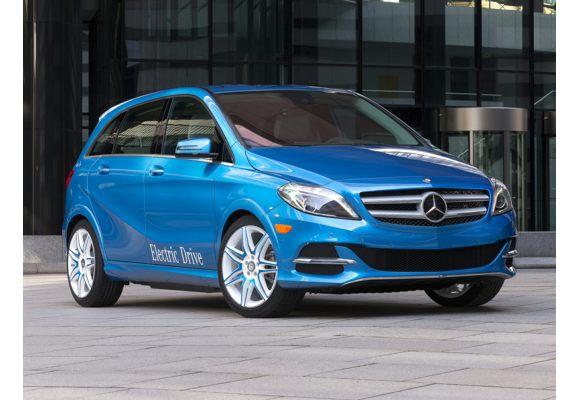 2016 mercedes benz b250e pictures photos carsdirect for Mercedes benz b250e