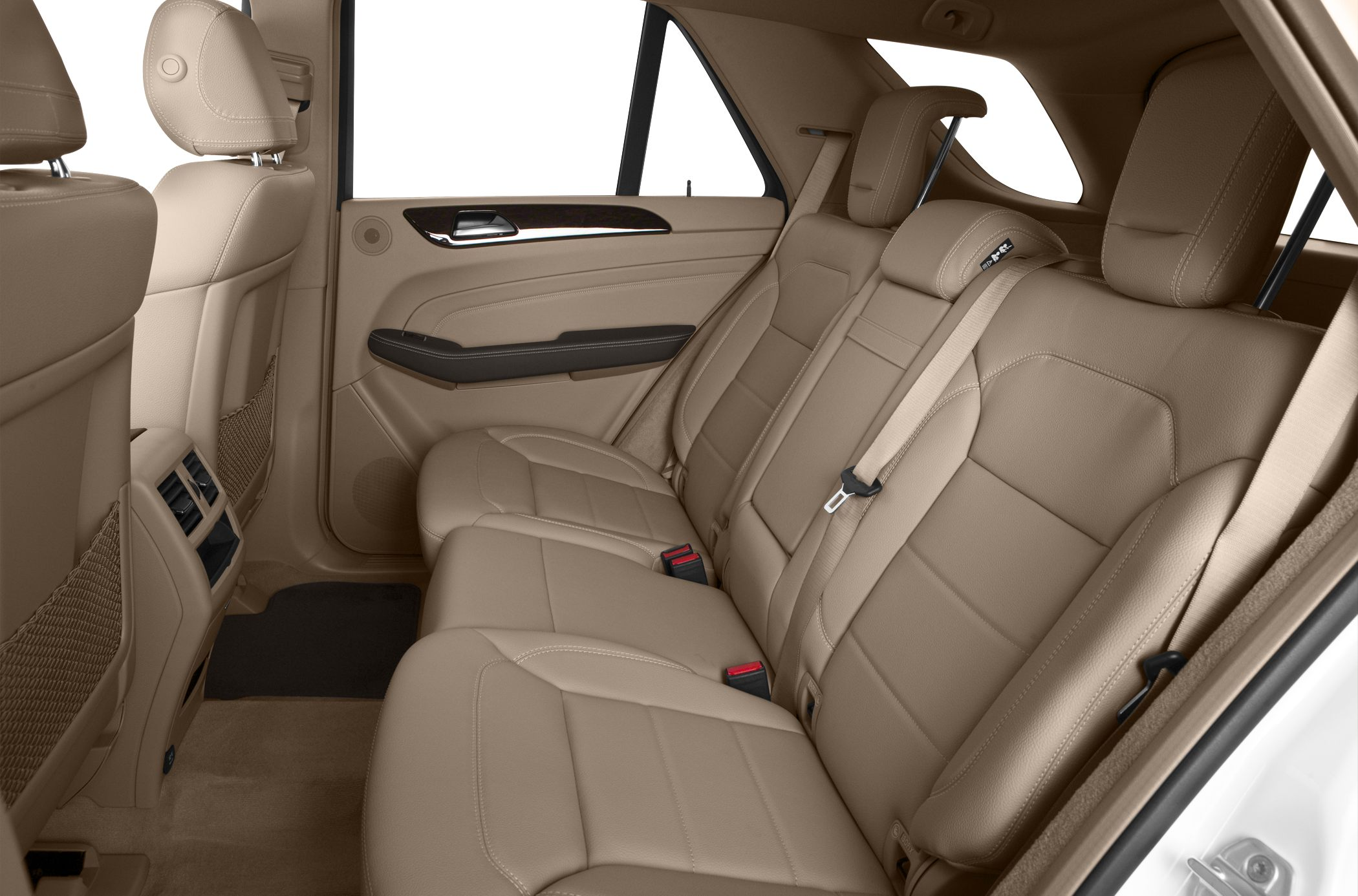 2014 Mercedes-Benz ML350 Backseat