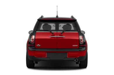 Rear Profile  2014 MINI Clubman