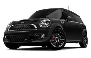 3/4 Front Glamour 2014 MINI Clubman