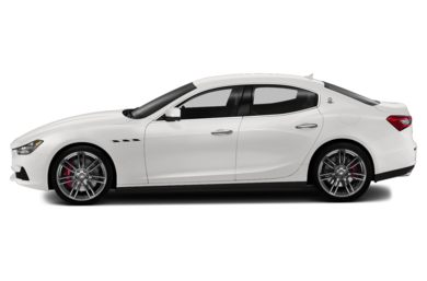 90 Degree Profile 2014 Maserati Ghibli