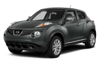 3/4 Front Glamour 2014 Nissan Juke