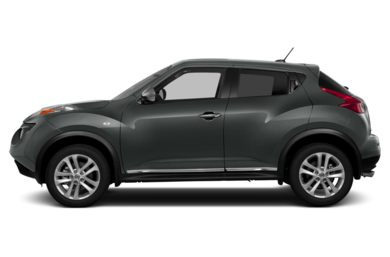 90 Degree Profile 2014 Nissan Juke