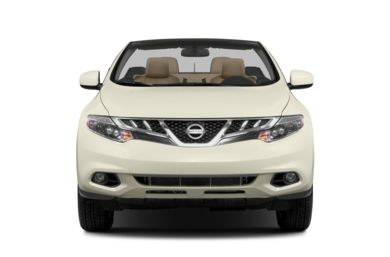 Grille  2014 Nissan Murano CrossCabriolet