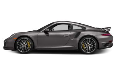 90 Degree Profile 2014 Porsche 911