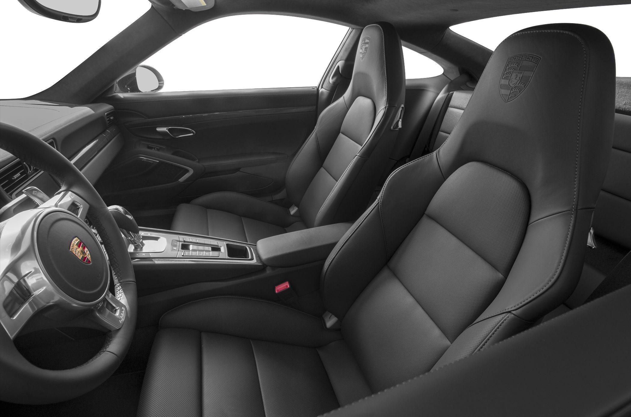 2015 Porsche 911 Interior