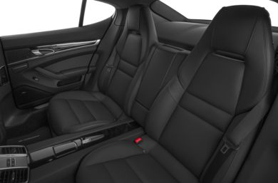 rear interior volume 2015 porsche panamera