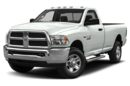 3/4 Front Glamour 2017 RAM 2500