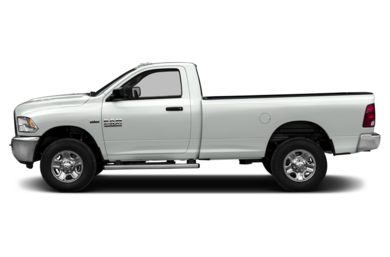 90 Degree Profile 2014 RAM 2500