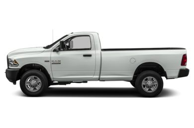 90 Degree Profile 2013 RAM 3500