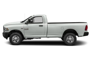 90 Degree Profile 2014 RAM 3500
