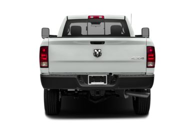 Rear Profile  2013 RAM 3500