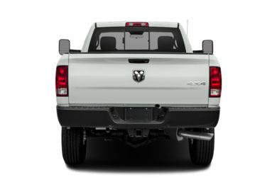 Rear Profile  2014 RAM 3500