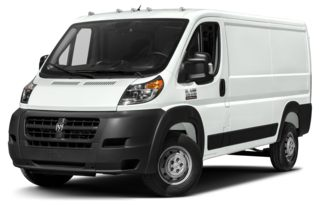 3/4 Front Glamour 2014 RAM ProMaster 1500