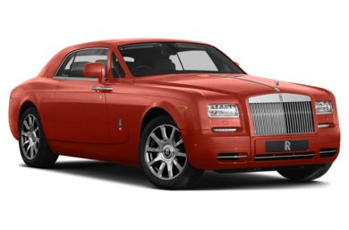 3/4 Front Glamour 2014 Rolls-Royce Phantom Coupe
