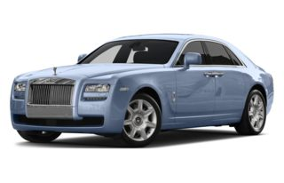 3/4 Front Glamour 2014 Rolls-Royce Ghost