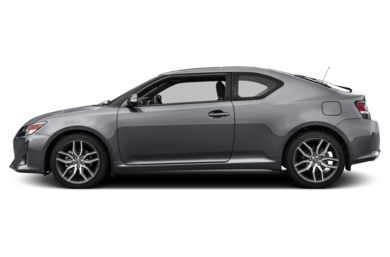 90 Degree Profile 2014 Scion tC