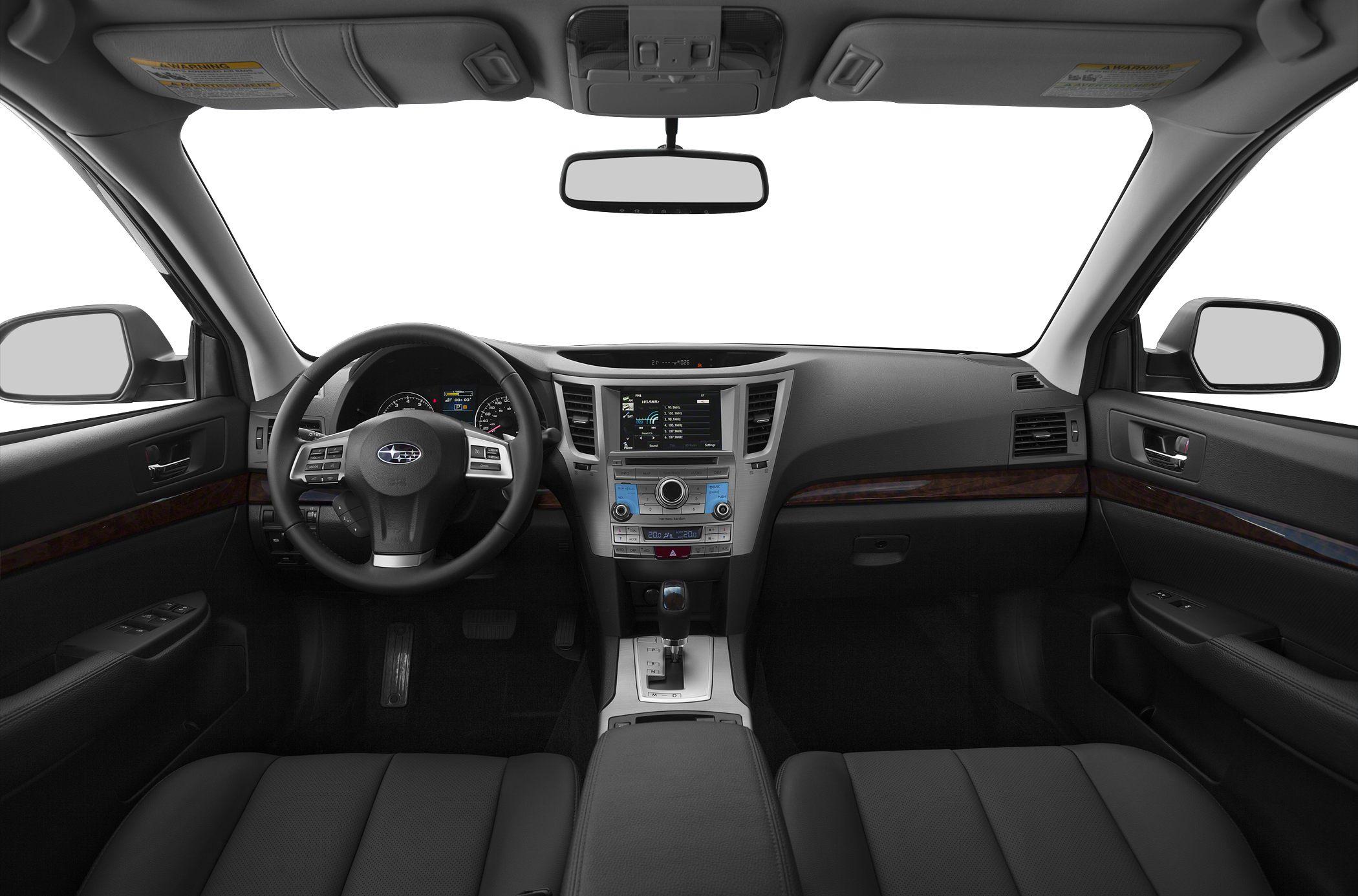 2014 Subaru Legacy Interior