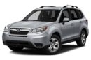 3/4 Front Glamour 2016 Subaru Forester