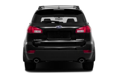 Rear Profile  2014 Subaru Tribeca