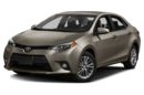 3/4 Front Glamour 2016 Toyota Corolla