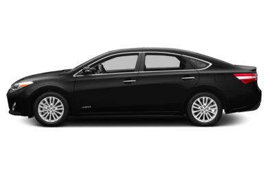 90 Degree Profile 2013 Toyota Avalon Hybrid