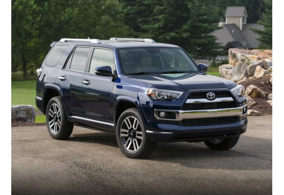 2017 Toyota 4runner Pictures Photos Carsdirect