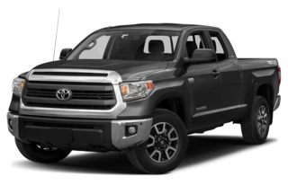 3/4 Front Glamour 2014 Toyota Tundra