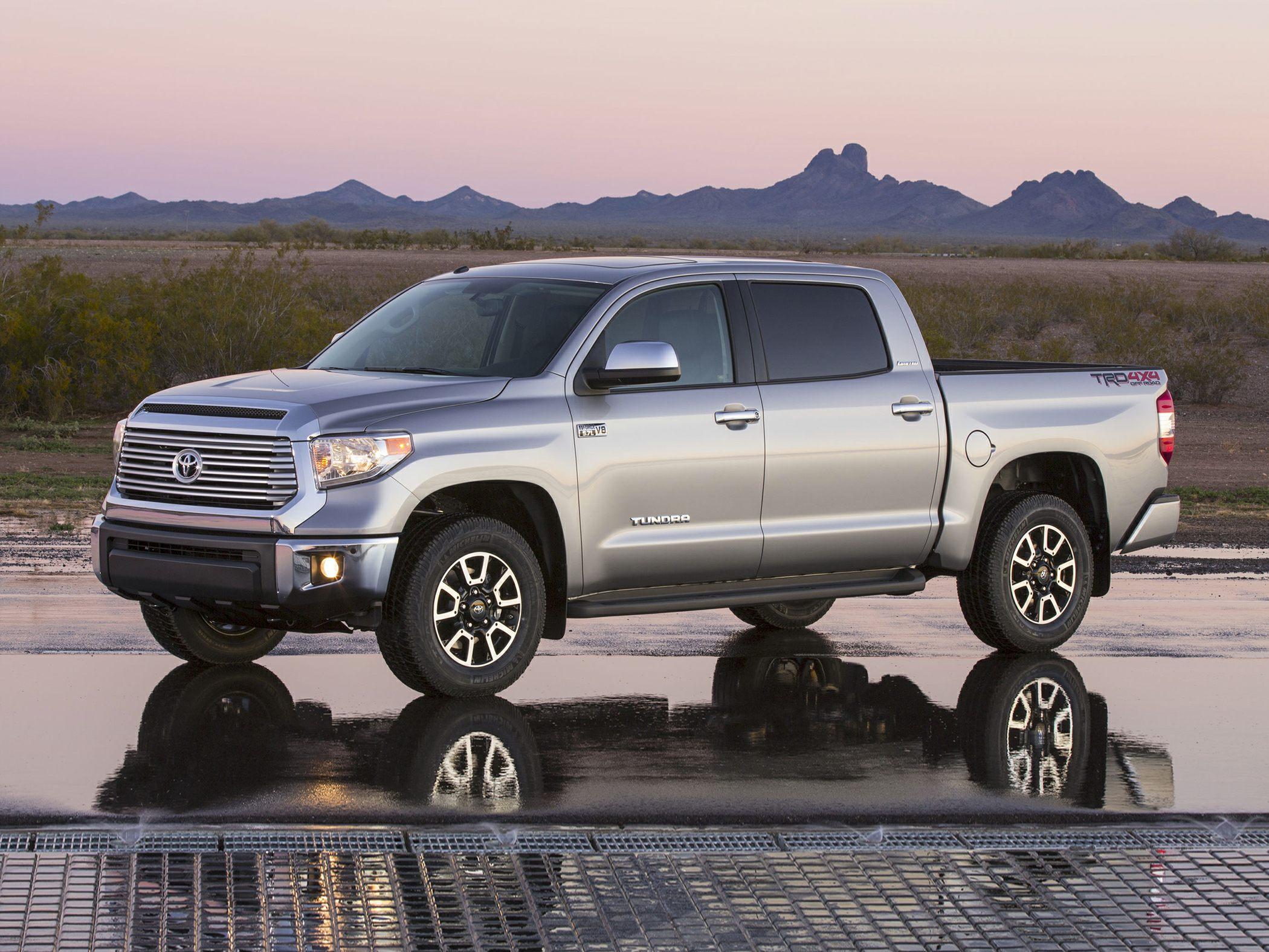 2014 Toyota Tundra Glam